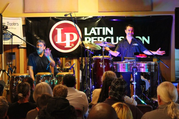 Karl-Perazzo-and-Raul-Rekow-Percussion-Clinic-2013-11